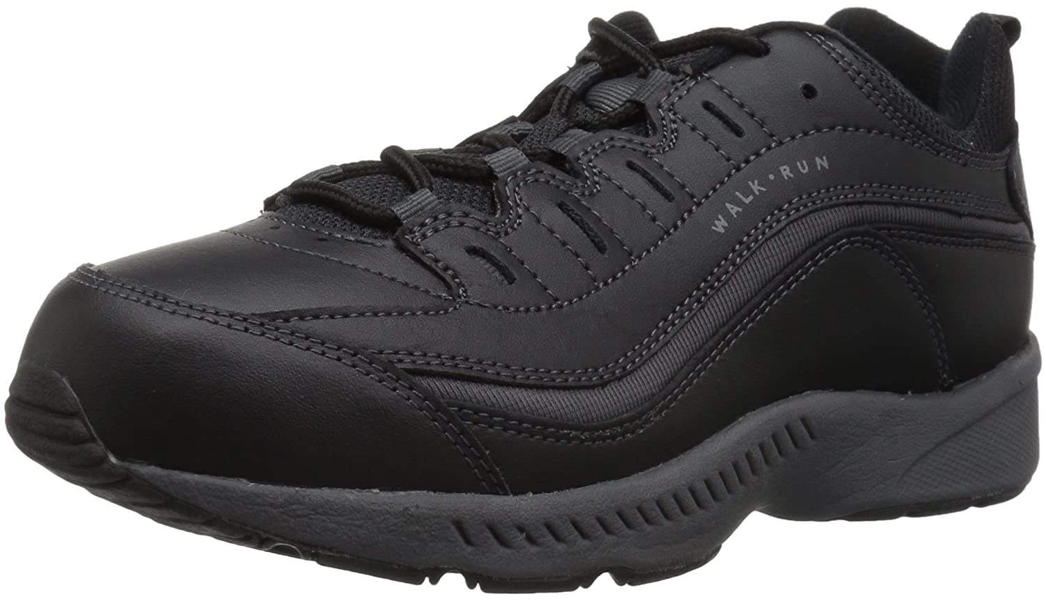 Easy Spirit Women's Romy Sneaker B013I16HEU 8.5 2A(N) US|Black