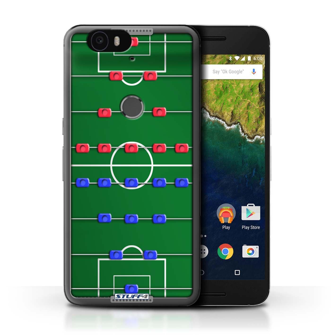 Stuff4 Carcasa/Funda Dura para el Huawei Nexus 6P / Serie: Juegos ...