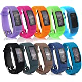 Cute Silicone Replacement Wristband Bracelet with Buckle for Garmin Vivofit 2 Fitness Band (Not for Garmin Vivofit)