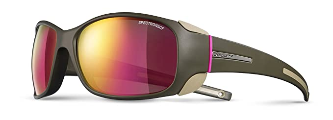 Julbo Monterosa Sonnenbrille Damen, Armee/Kamel/Rosa, One Size