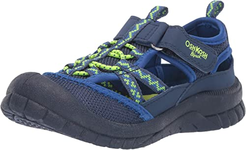 OshKosh BGosh Kids BAX Boys Athletic Bumptoe Sandal
