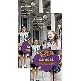 Girl Scout Samoas Cookies (2 Boxes - 15.0 oz)