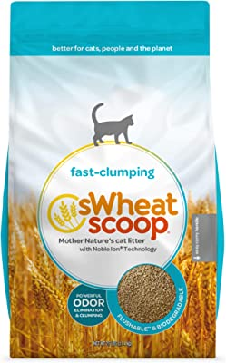 sWheat Scoop Natural Fast-Clumping