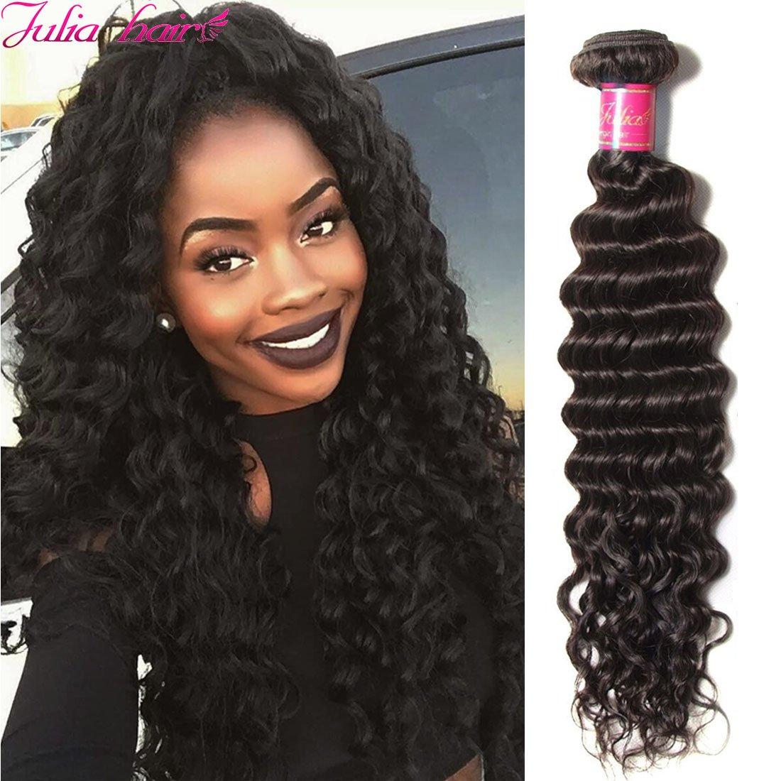 Amazon Ali Julia Wholesale 8a Brazilian Deep Curly Wave Hair