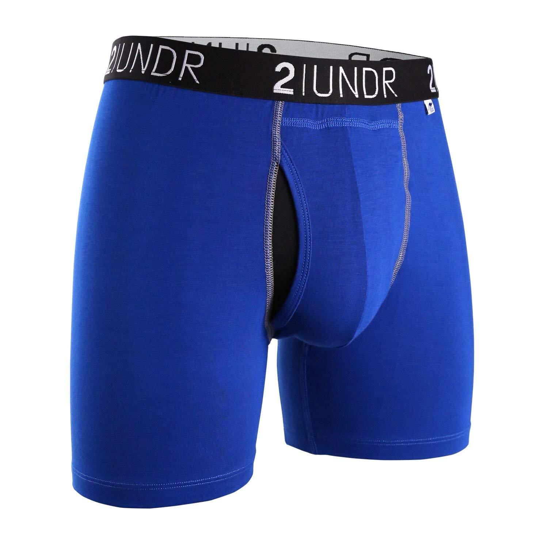 2Undr Men's Swingshift Boxers 2U01BB.001.S-A