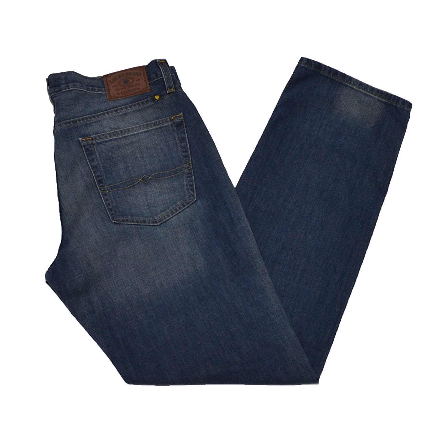 6a193b18 Lucky Brand Men's 221 Original Straight Jean at Amazon Men's Clothing store:
