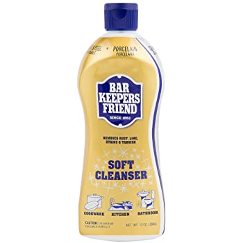Bar Keepers Friend Soft Bathroom Cleaner