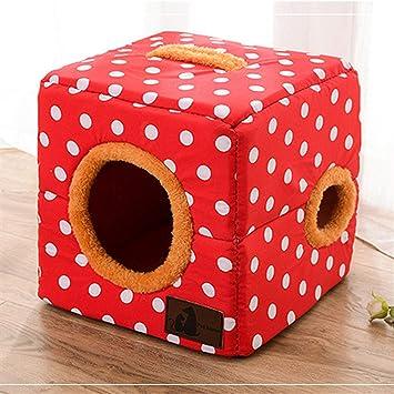 Amazon.com: GPOL - Cama para perros y gatos: Mascotas