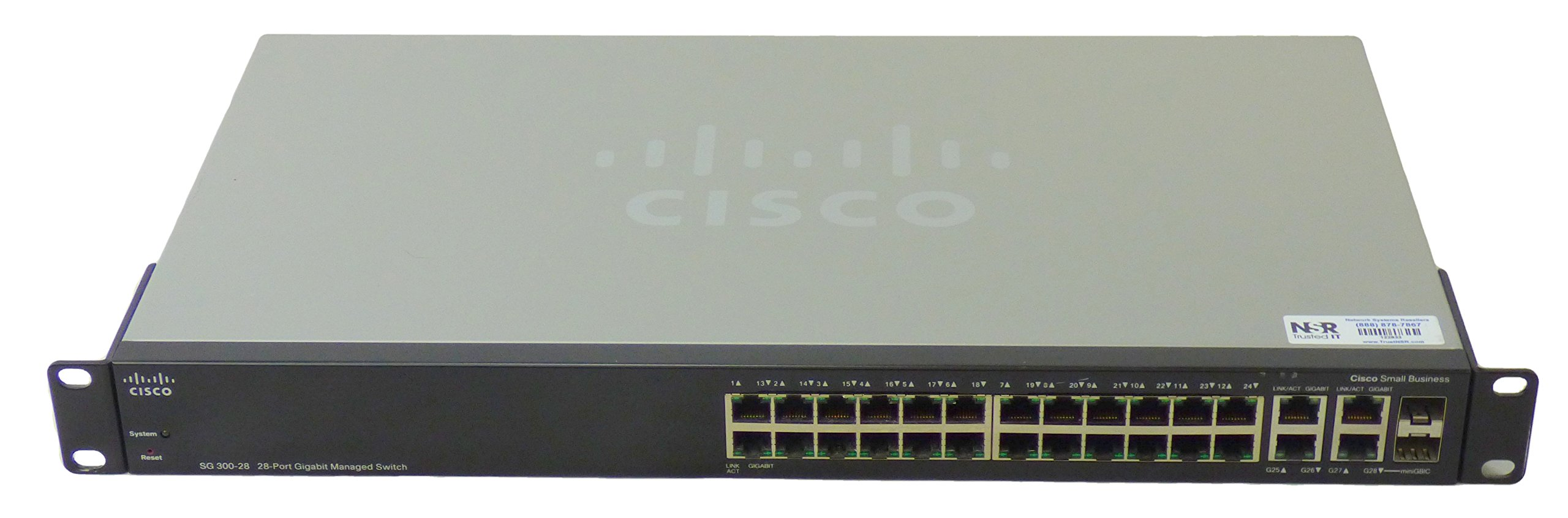 Cisco Small Business SG300-28 Switch - SRW2024-K9
