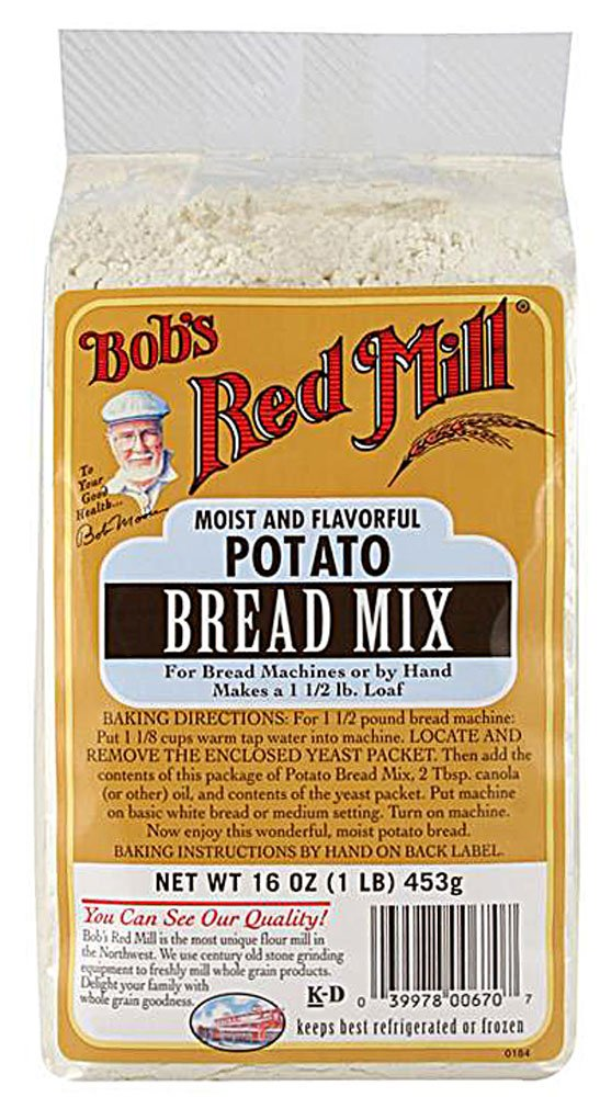Amazon.com : Bob's Red Mill Bread Mix Rye, 17-Ounce (Pack