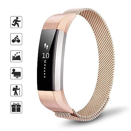 TOMALL Bandas de repuesto para Fitbit Alta HR y Fitbit Alta ...