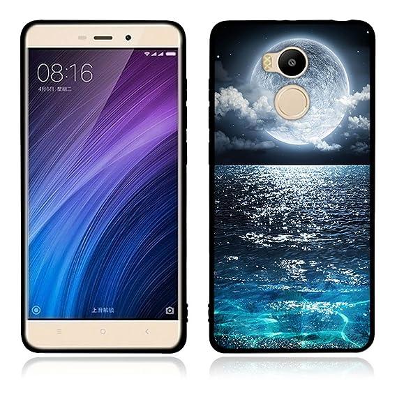 watch 3181d 37c21 Amazon.com: Xiaomi Redmi 4 Prime Case, Drop-Protection Case with TPU ...