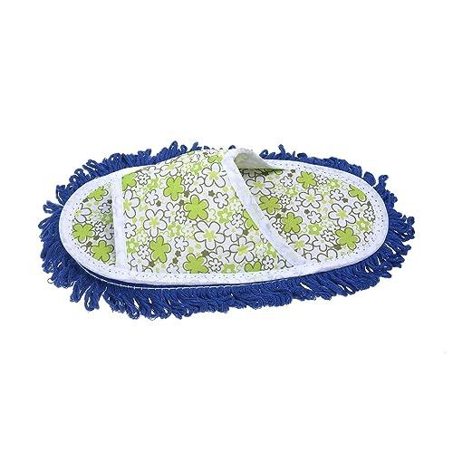 SuntekStore Online - 1pair quitar el polvo de la fregona zapatillas limpieza limpia zapatos floor: Amazon.es: Zapatos y complementos
