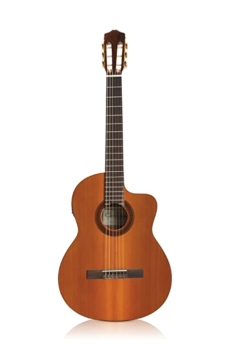 Musical Instruments & Gear The Best Cordoba C5-ce Cutaway Acoustic Electric Classical Guitar Nylon Strings C5 Ce Guitars & Basses