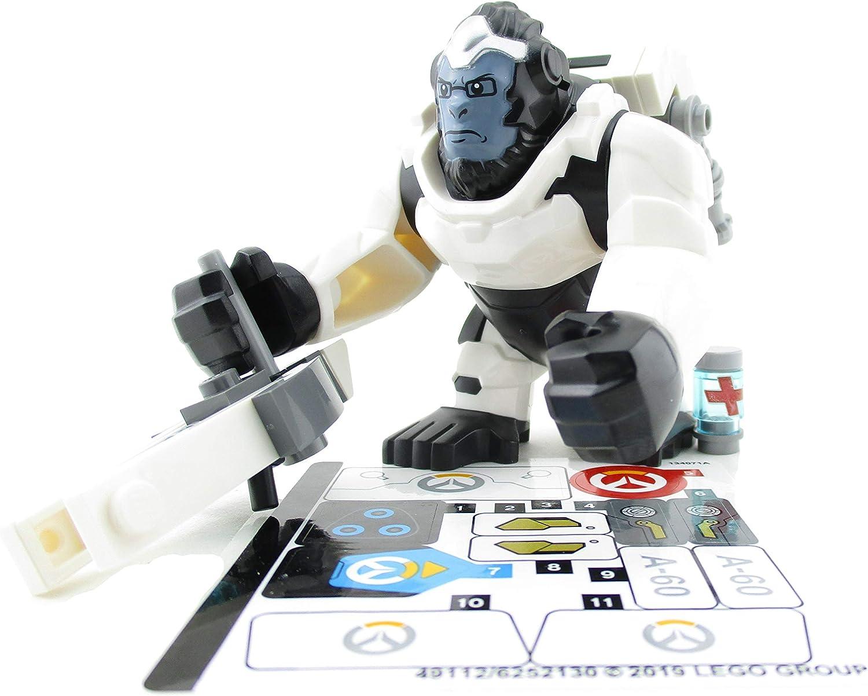 LEGO Overwatch Winston Minifigure 75975 Mini Big Fig