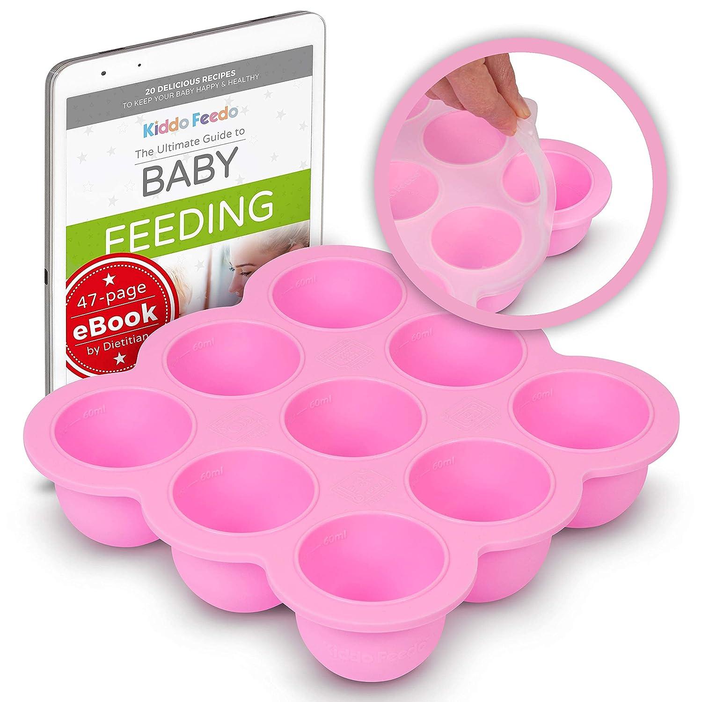 KIDDO FEEDO Baby Food Storage Container