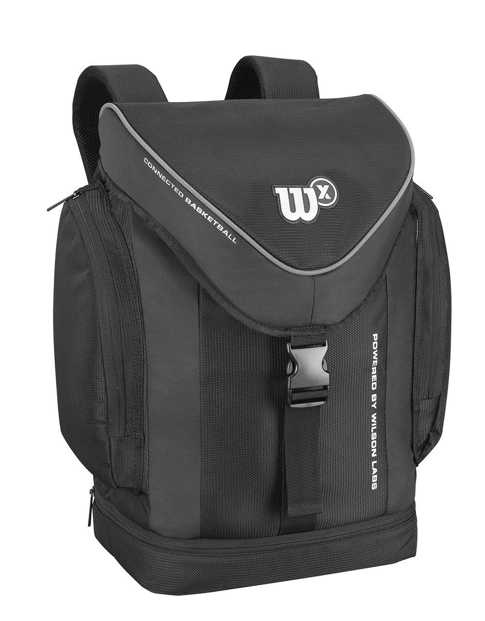 Wilson Mochila deportiva, Grande, WX BACKPACK, Negro, WTB180300: Amazon.es: Deportes y aire libre