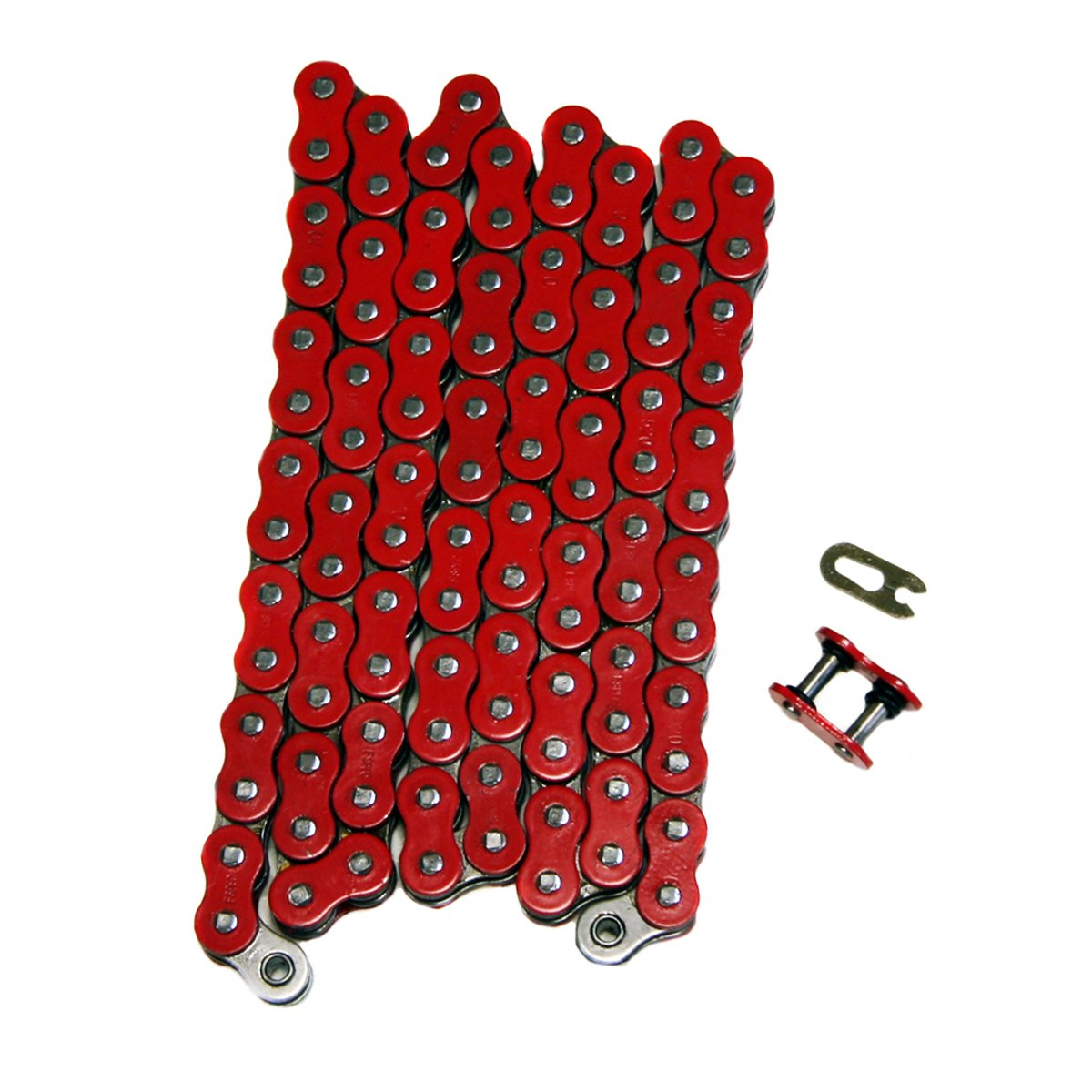 Red 520x80 O-Ring Drive Chain compatible with 2008-2009 Honda TRX700XX Sportrax Factory Spec