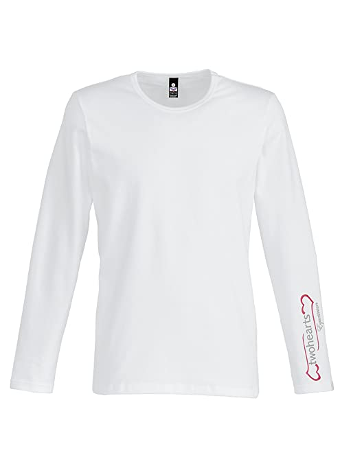 twohe Arts Eventing Camiseta - Alexa Color Blanco 61ad636ca54d