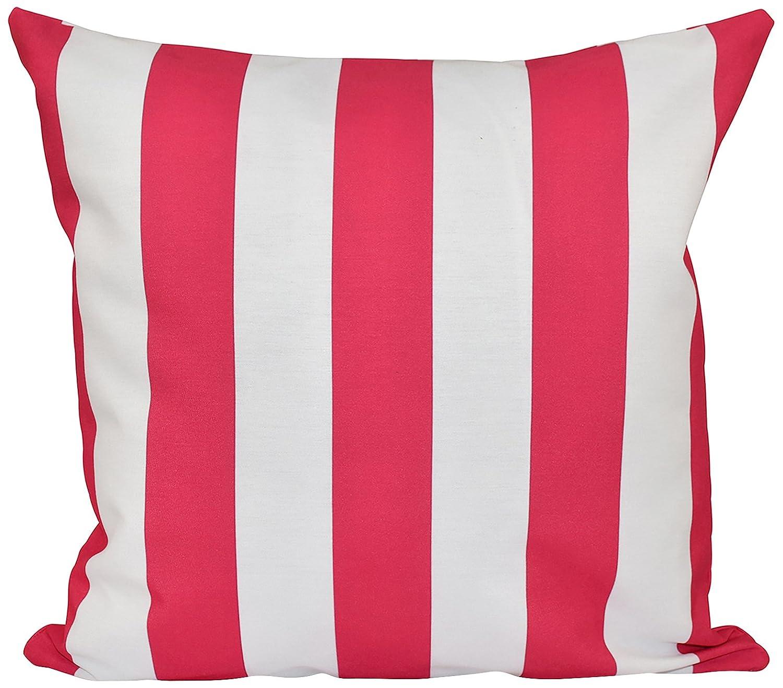 E by design Decorative Pillow Fuchsia