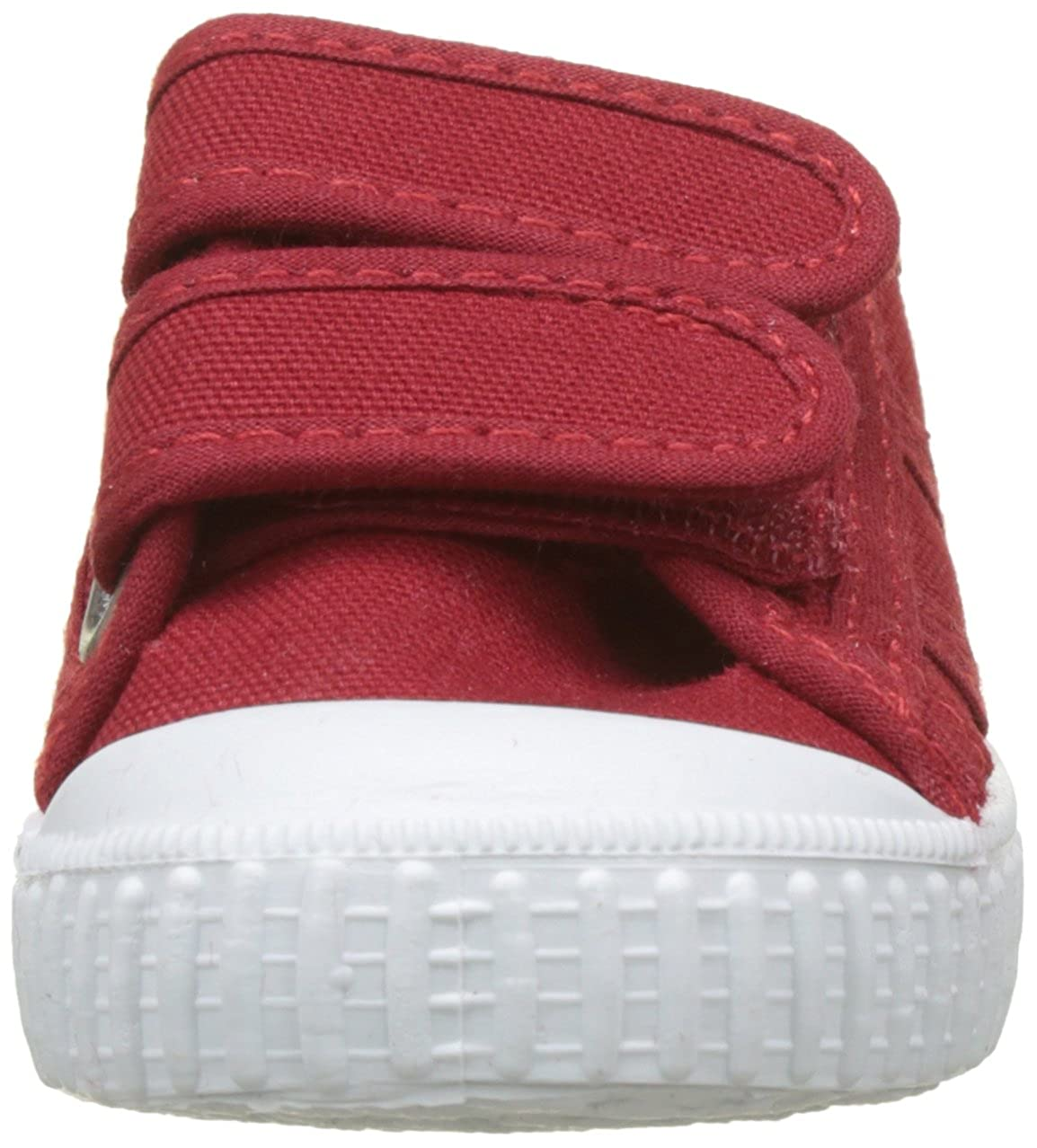 Zapatillas Unisex beb/é Victoria Basket Lona Dos Velcros