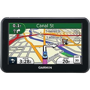 amazon com garmin n vi 40lm 4 3 inch portable gps navigator with rh amazon com Garmin GPS Instruction Manual Garmin GPS User Manual