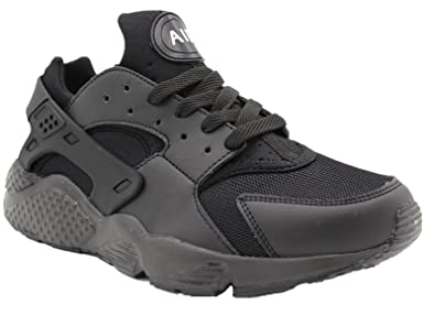 UK Shoes Store  AIR TECH MENS RUNNING TRAINERS GYM JOGGING WALKING SHOCK ABSORBING SPORTS SHOES Mul