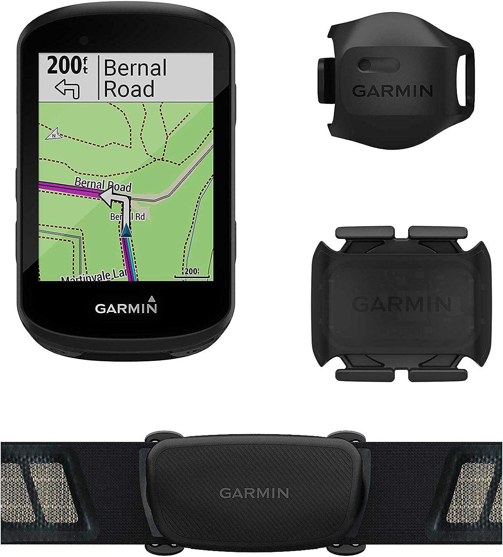 Garmin Edge 530 Pack GPS Mano Ciclismo, Unisex Adulto, Negro(Negro ...