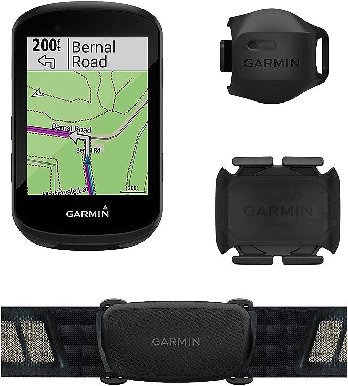 Garmin Edge 530 Pack GPS Mano Ciclismo, Unisex Adulto, Negro(Negro), Talla Única: Amazon.es: Electrónica
