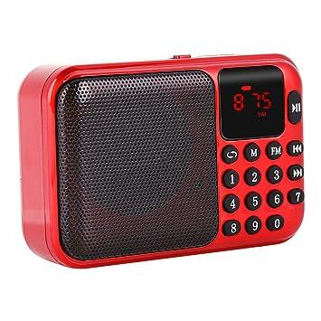 Amazon.com: Mini Radio FM, VBESTLIFE Portátil de Cancelación ...