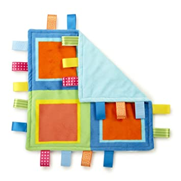 Patches Pig Taggies Chara Counter Blanket