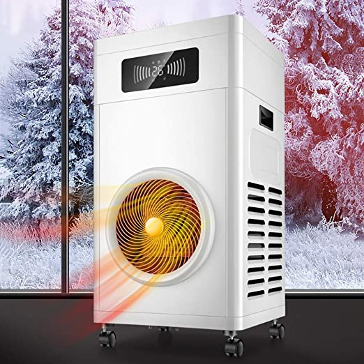 Calentador de Ventilador Vertical - Calefactor Eléctrico para ...