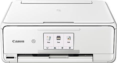 Canon TS8151 4800 x 1200DPI Inyección de tinta A4 Wifi - Impresora multifunción (Inyección de tinta, Impresión a color, 4800 x 1200 DPI, 100 hojas, ...