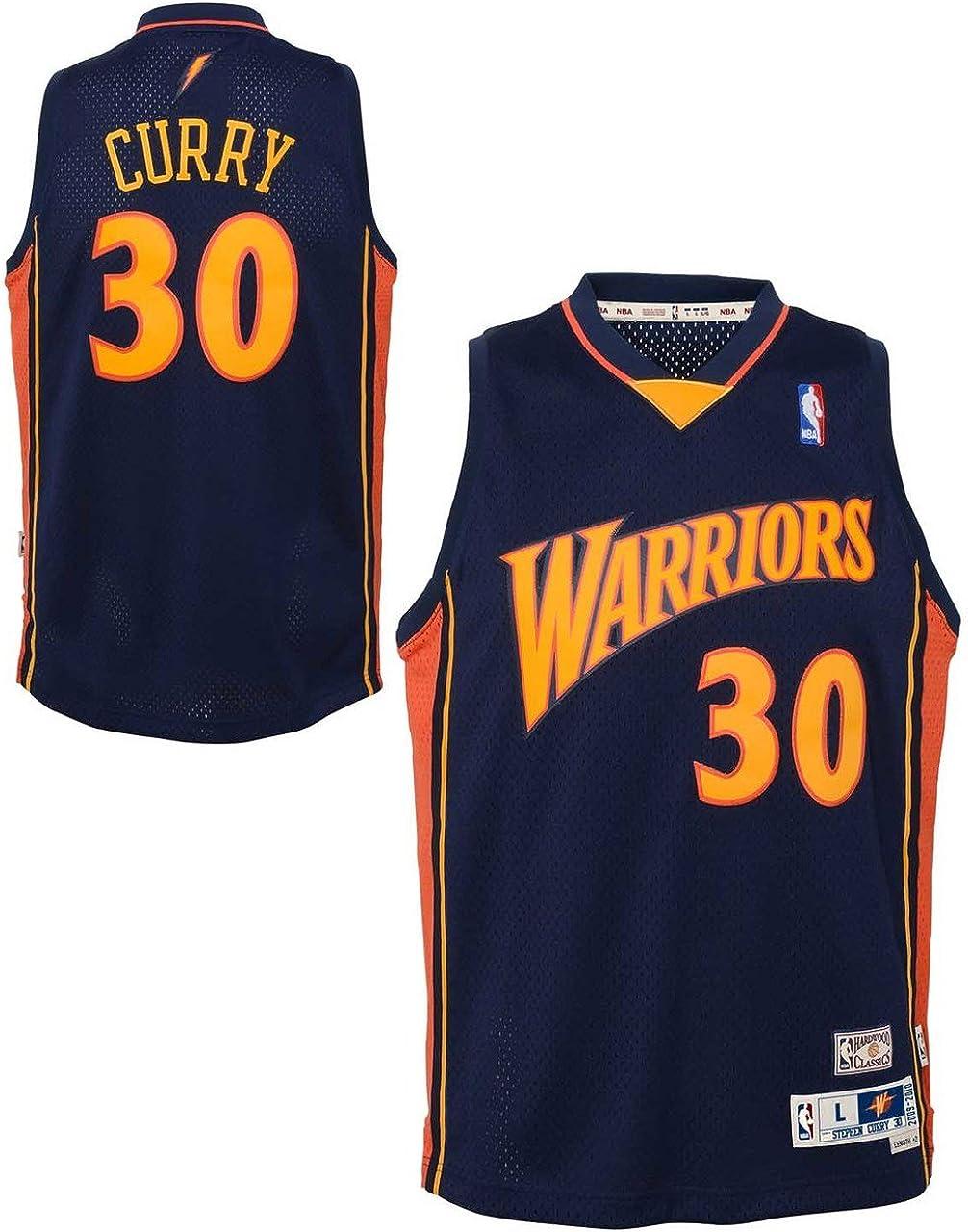 stephen curry swingman jersey medium