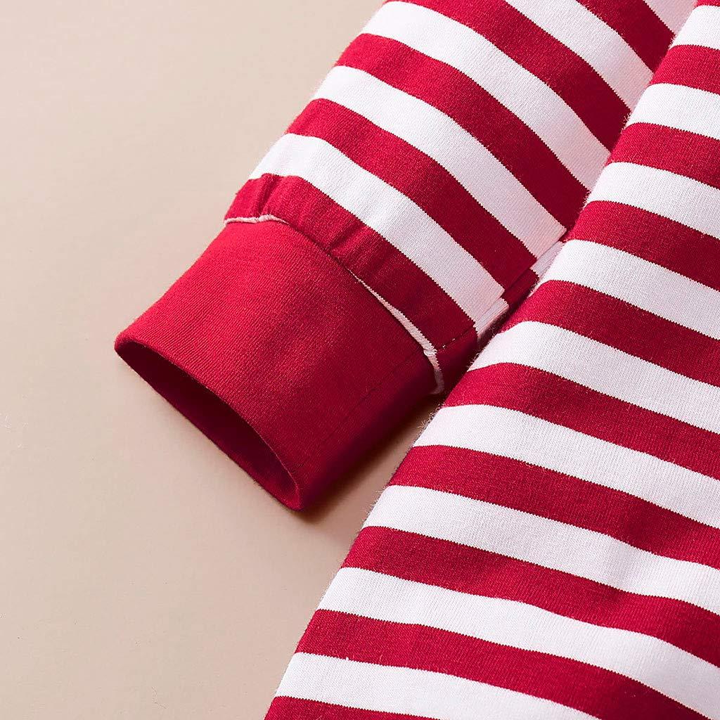 Pigiama Pagliaccetti Bambini Tute Costumi Babbo Vestiti Neonata Neonato Abiti Invernale Abbigliamento Christmas SUDADY Costume Natale Bambino Tuta Body Bambina