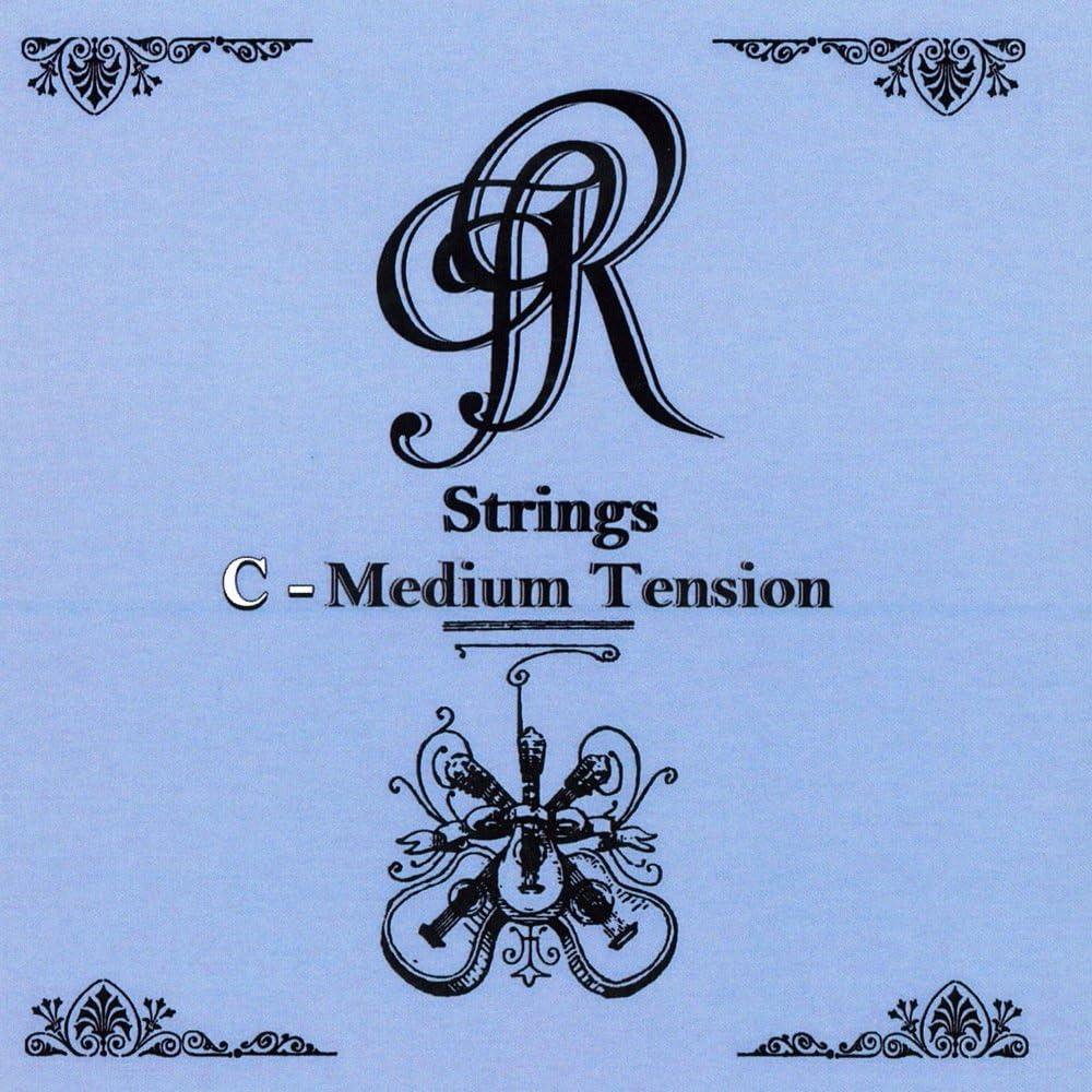 Jose Ramirez JRS-MT/C 3rd String Carbon Medium クラシックギター弦×12セット