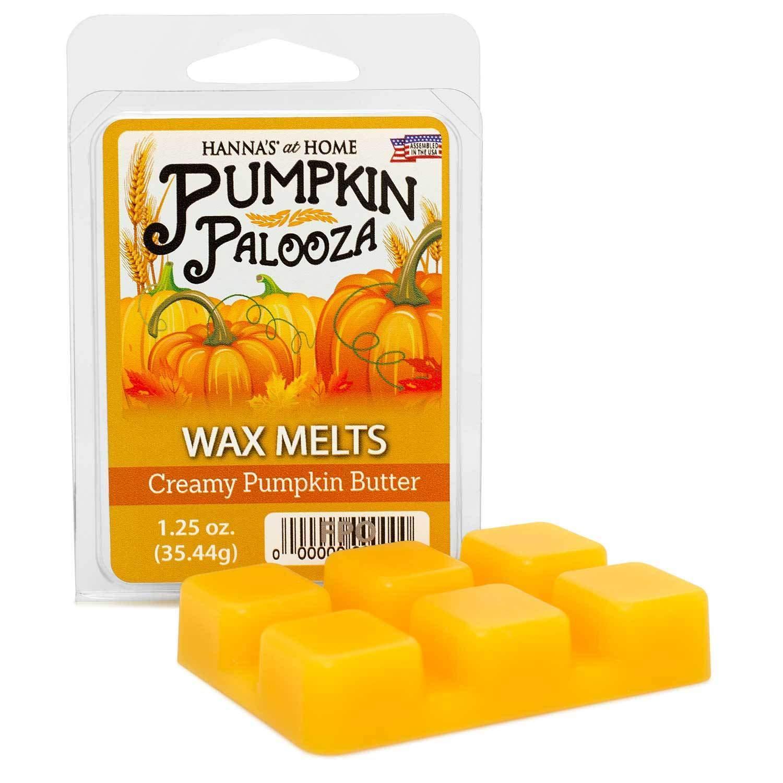 Creamy Pumpkin Butter Scented Wax Melts