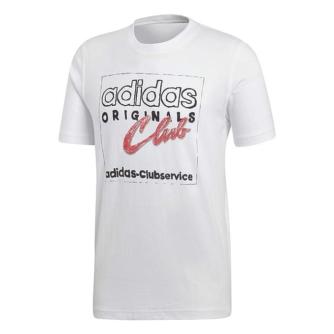 90f9e0e22ef01 adidas Originals Hombres Camisetas Hand Drawn T5  Amazon.es  Deportes y  aire libre