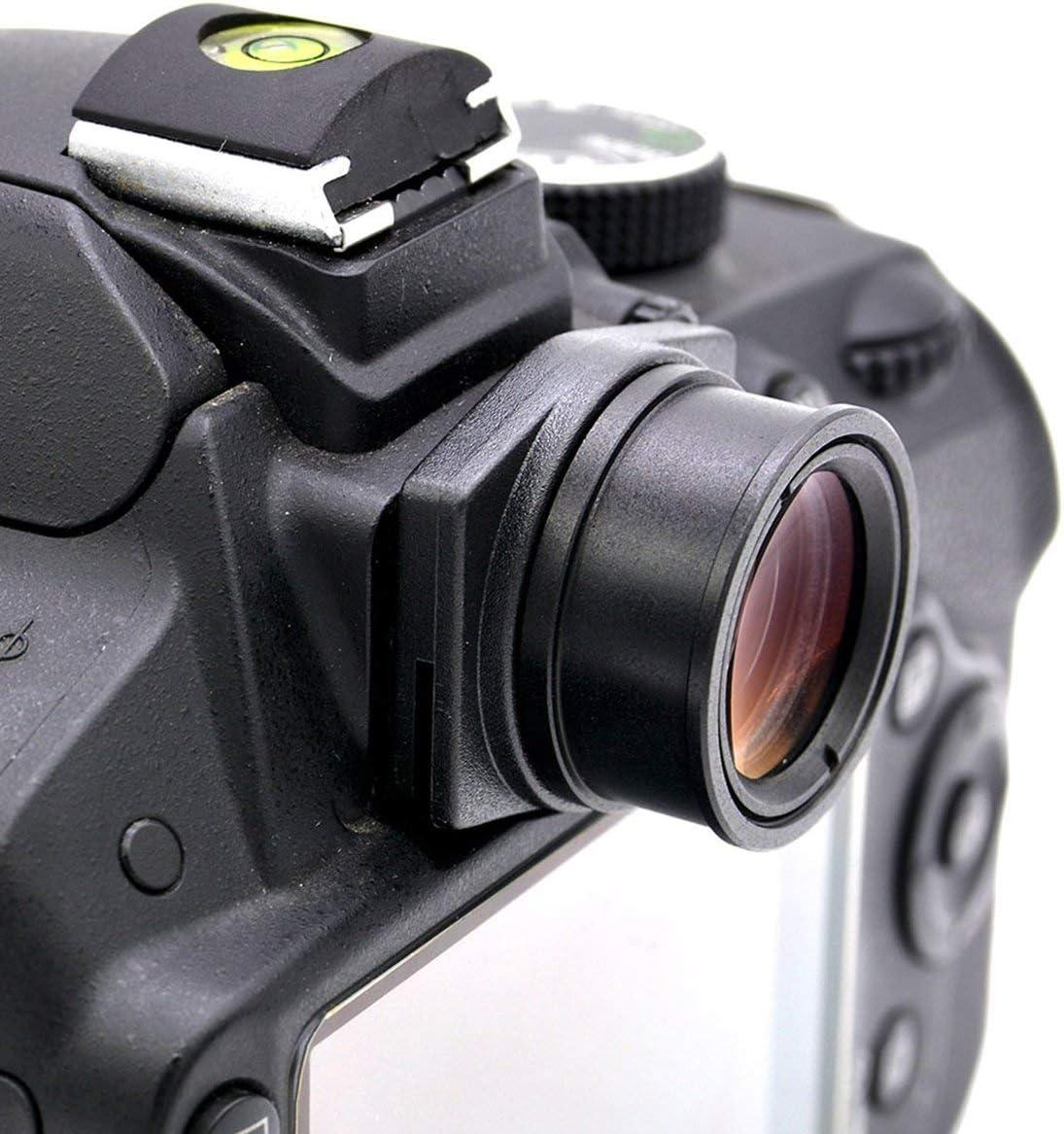 1,3-Fach Zoom Lupe Okular Augenmuschelsucher Fr Sony A350 A550 ...