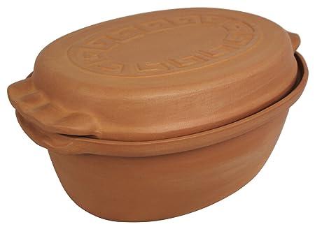 K&K Keramik - Fuente para horno (4,5 L, 39 x 25 x 15 cm, cerámica ...