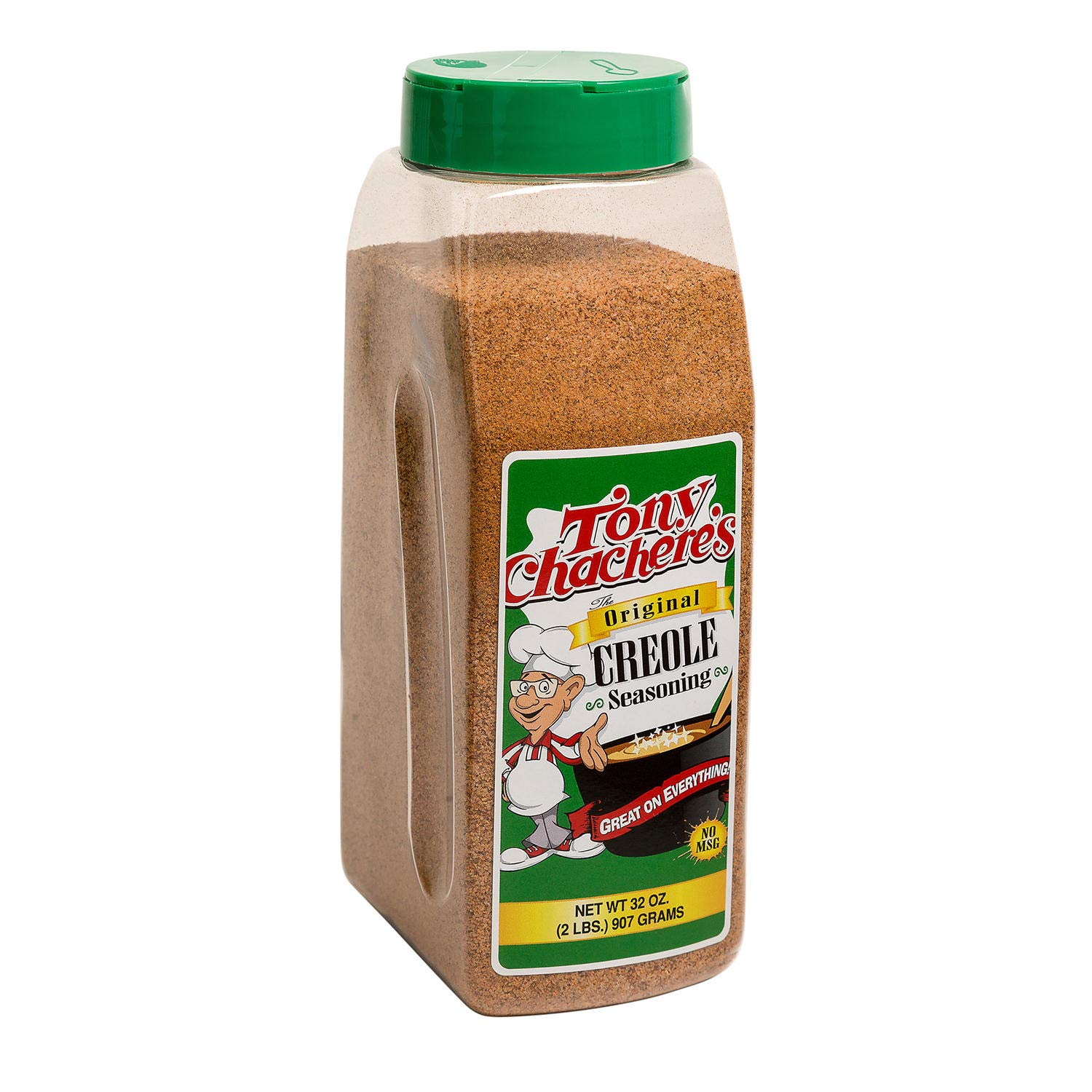 Tony Chachere's Creole Seasoning 32oz (Pack of 2)