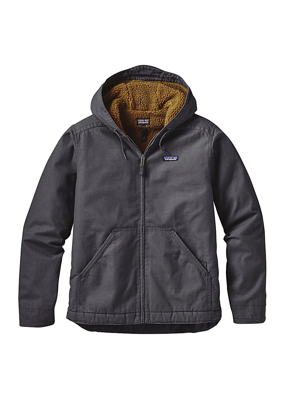Patagonia Canvas Hoody Lined Jacket Men - Winterjacke