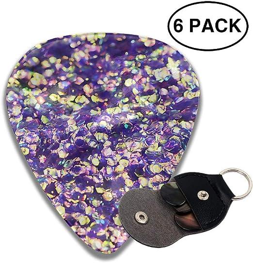 Pegatinas de lentejuelas de sirena con purpurina para manicura 351 ...