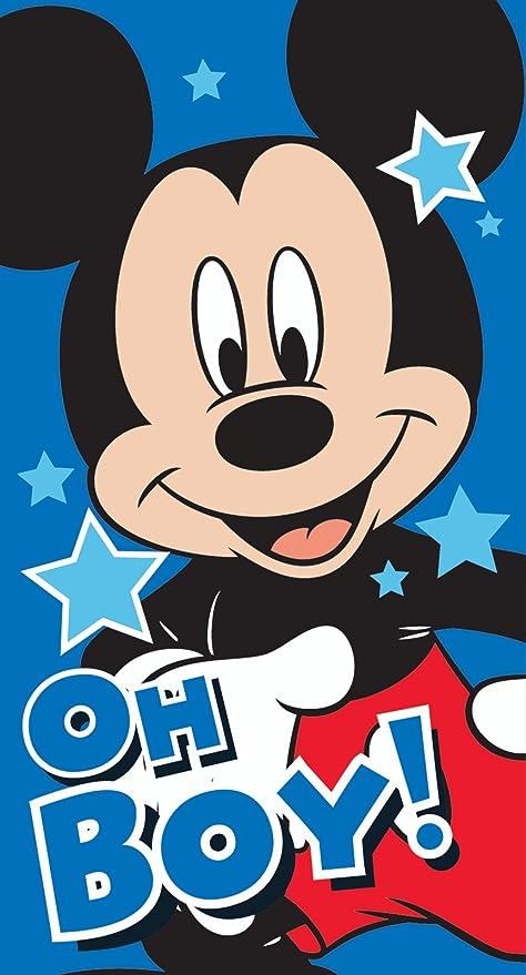 takestop/® Secado r/ápido 70 x 140 cm Toalla Disney Princesas Star Wars Mickey Mouse para ni/ños y ni/ños Multiusos para la Playa o la Piscina