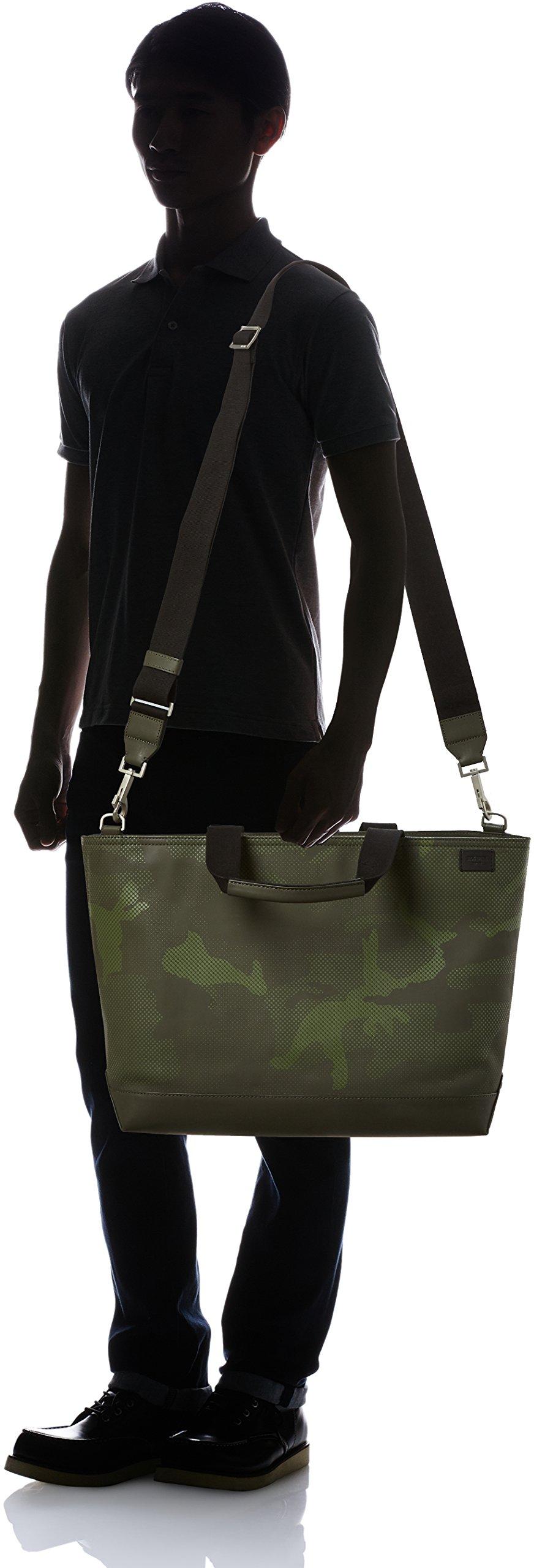 Jack Spade Men's Camo Dots Coal Bag, Army Green by Jack Spade (Image #6)