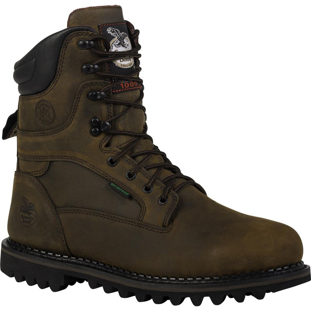 Georgia Insulated Steel Toe Work Boots®G-8362 (M8)
