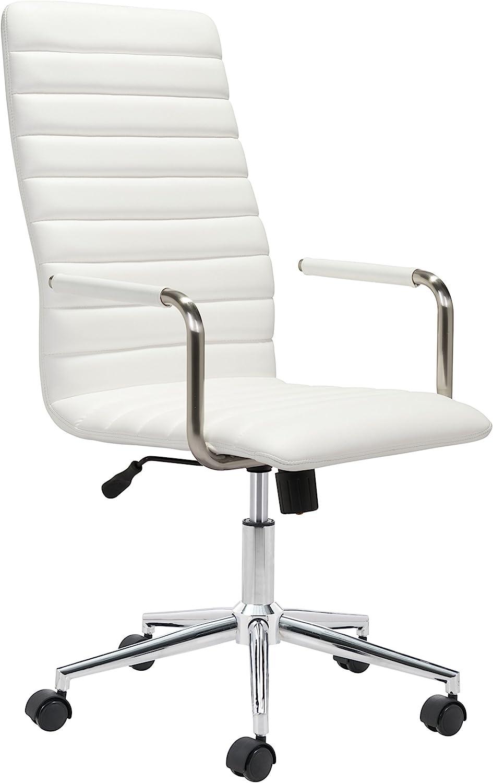 Amazon.com: Zuo Pivot Office Chair Horizontal Tufting and Smart