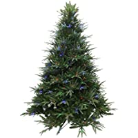 Deals on 9ft Splendor Spruce EZ Power Artificial Christmas Tree