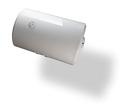 Bandini braün calentador eléctrico cilíndrico Horizontal con ánodo de magnesio y válvula de seguridad, 1500