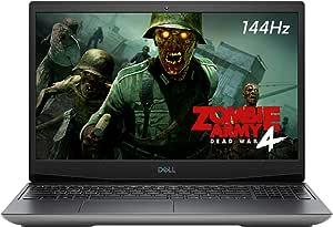 """2020 Dell G5 15 Gaming Laptop: AMD Ryzen 7 4800H, 512GB SSD, 15.6"""" 144Hz Full HD Display, AMD Radeon RX 5600M, 8GB RAM, Backlit RGB Keyboard"""